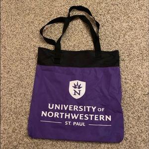 University of Northwestern Tote Bag